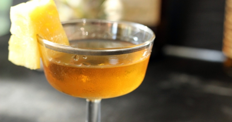 Vinegar Cocktail #1_Featured
